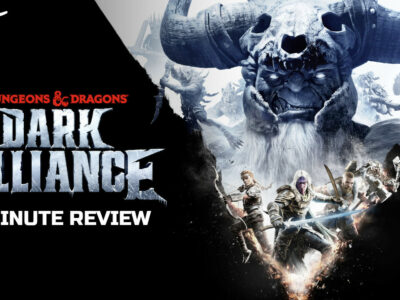 Dungeons & Dragons: Dark Alliance Review in 3 Minutes Tuque Games Wizards of the Coast repetitive action RPG