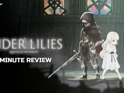 Ender Lilies: Quietus of the Knights Review in 3 Minutes