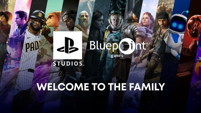 PlayStation Studios acquires Bluepoint Games acquisition