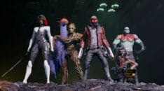 Square Enix, Guardians of the Galaxy, game, Marvel, trailer, gameplay,