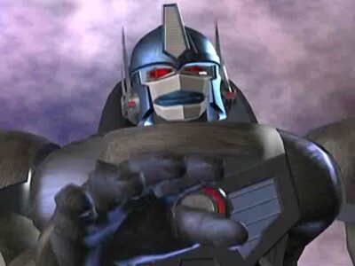 Ron Perlman Optimus Primal voice cast Transformers: Rise of the Beasts