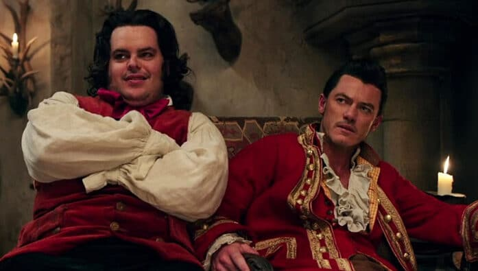 beauty and the beast prequel show Luke Evans and Josh Gad are reprising their roles as Gaston and LeFou (Louie) Briana Middleton Tilly