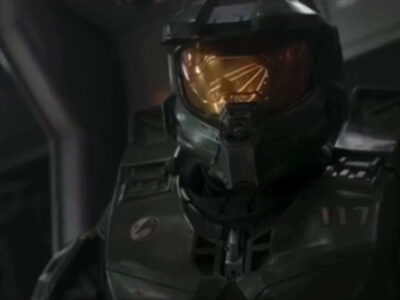 Halo TV show images leak leaks leaked Paramount+ television series