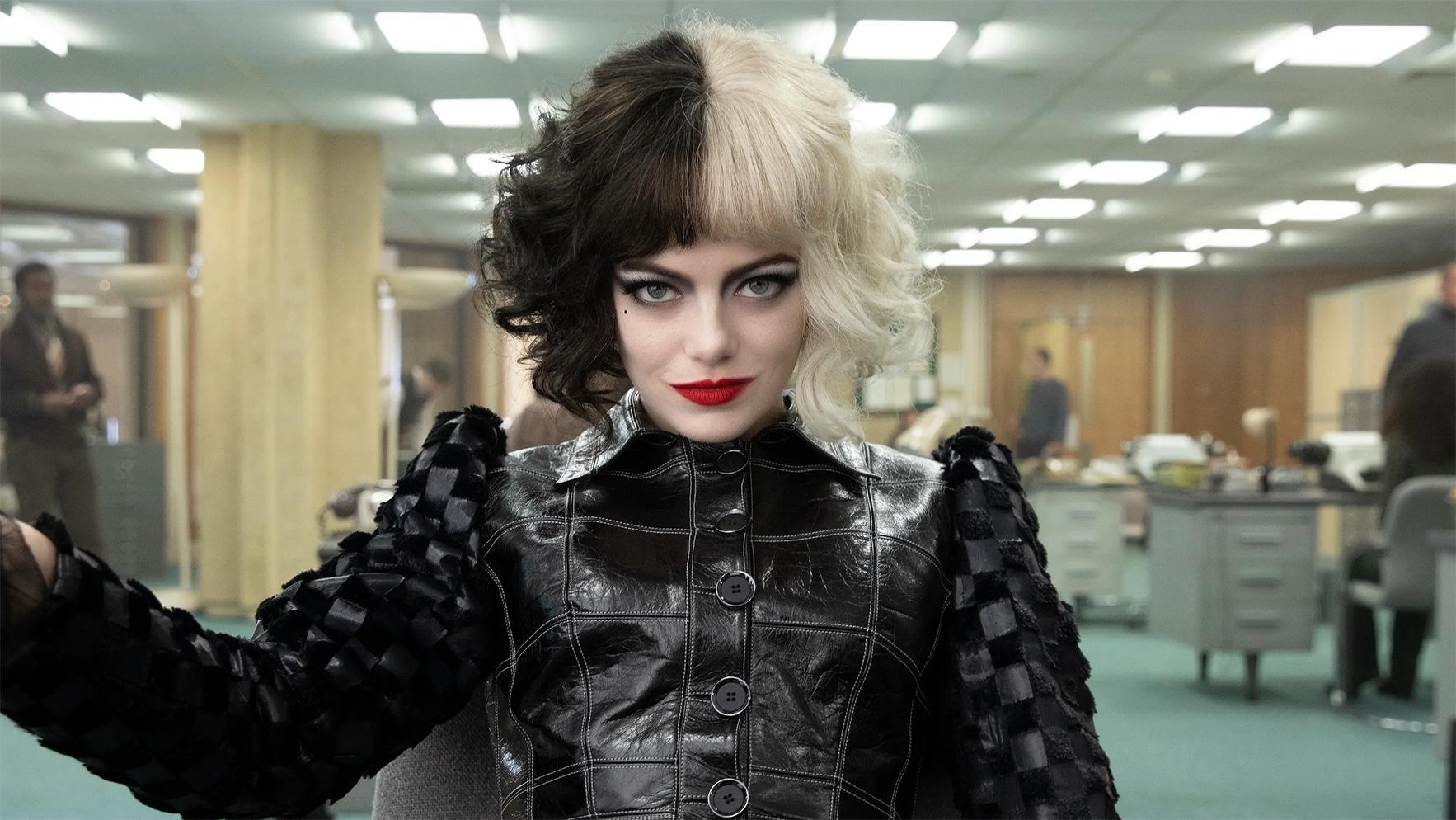 live-action Disney Cruella de Vil Emma Stone origin story unnecessary, goes too far to explain every detail