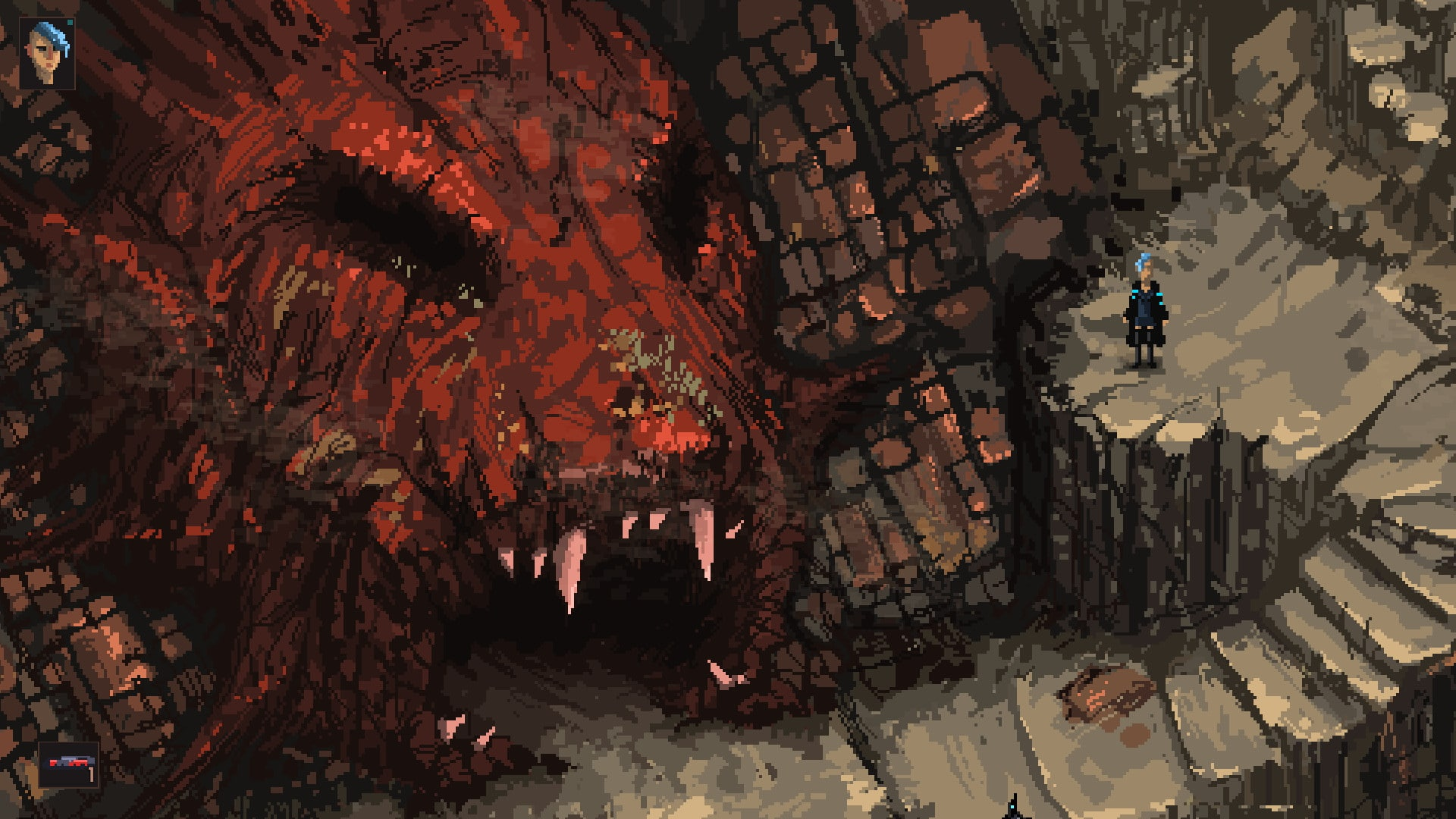 Death Trash hands-on preview Crafting Legends PC Steam Next Fest demo