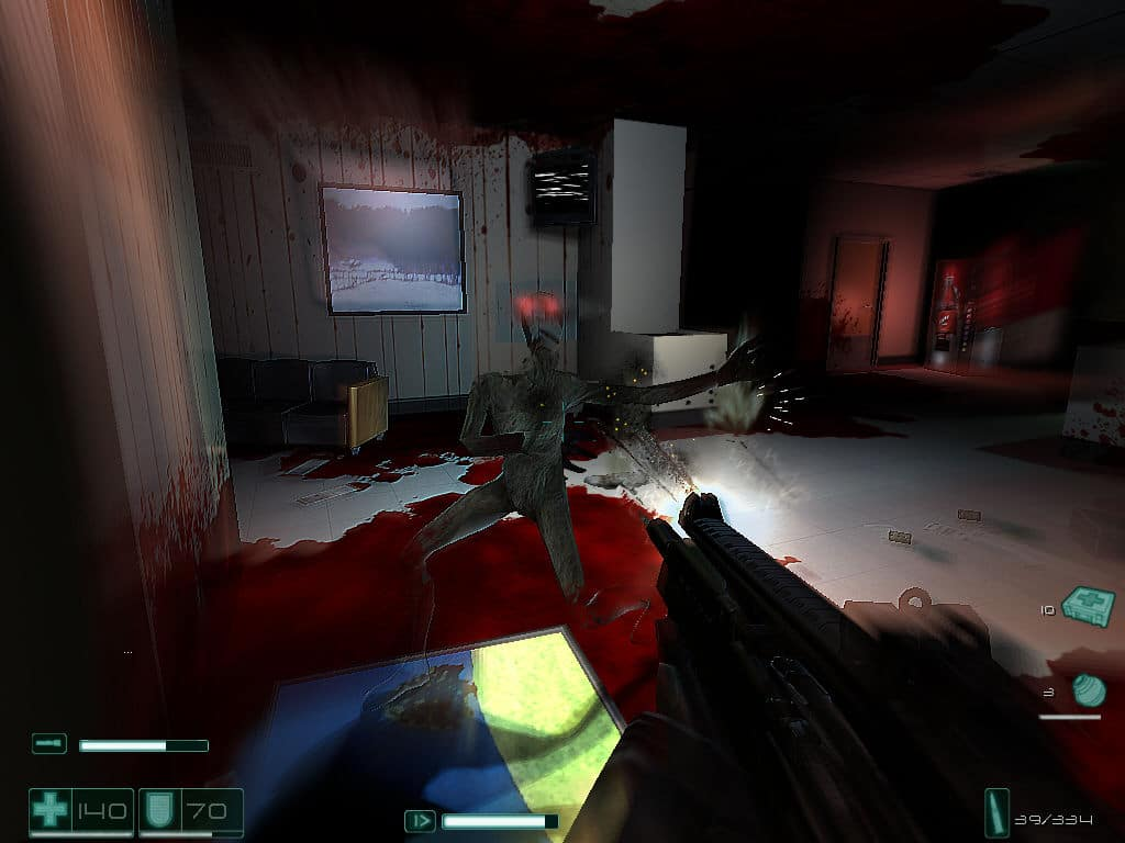 F.E.A.R. Extraction Point expansion pack TimeGate Studios