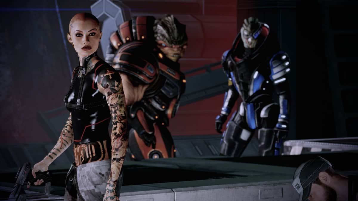 Mass Effect 2 suicide mission final mission do not cheat, let characters die rather than make them live