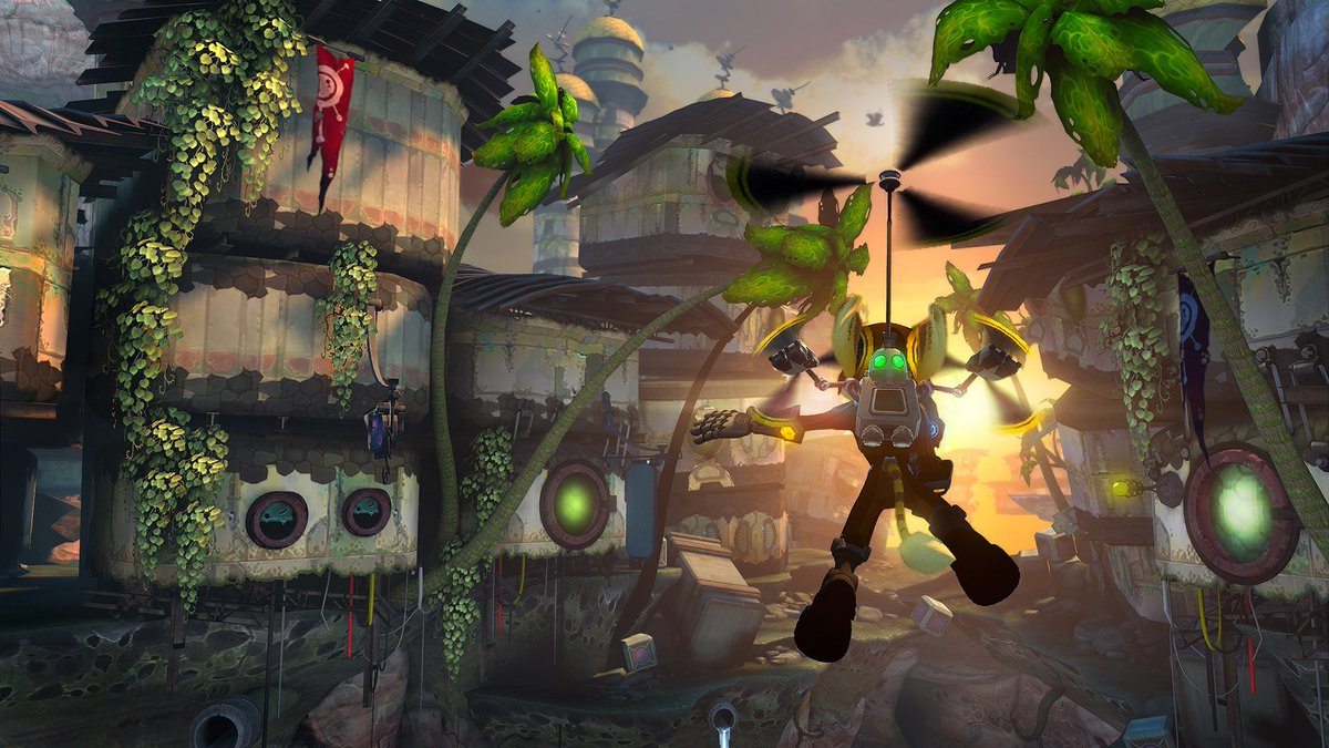 Ratchet & Clank: Into the Nexus Insomniac Games PS3 PlayStation 3 high-quality conclusion