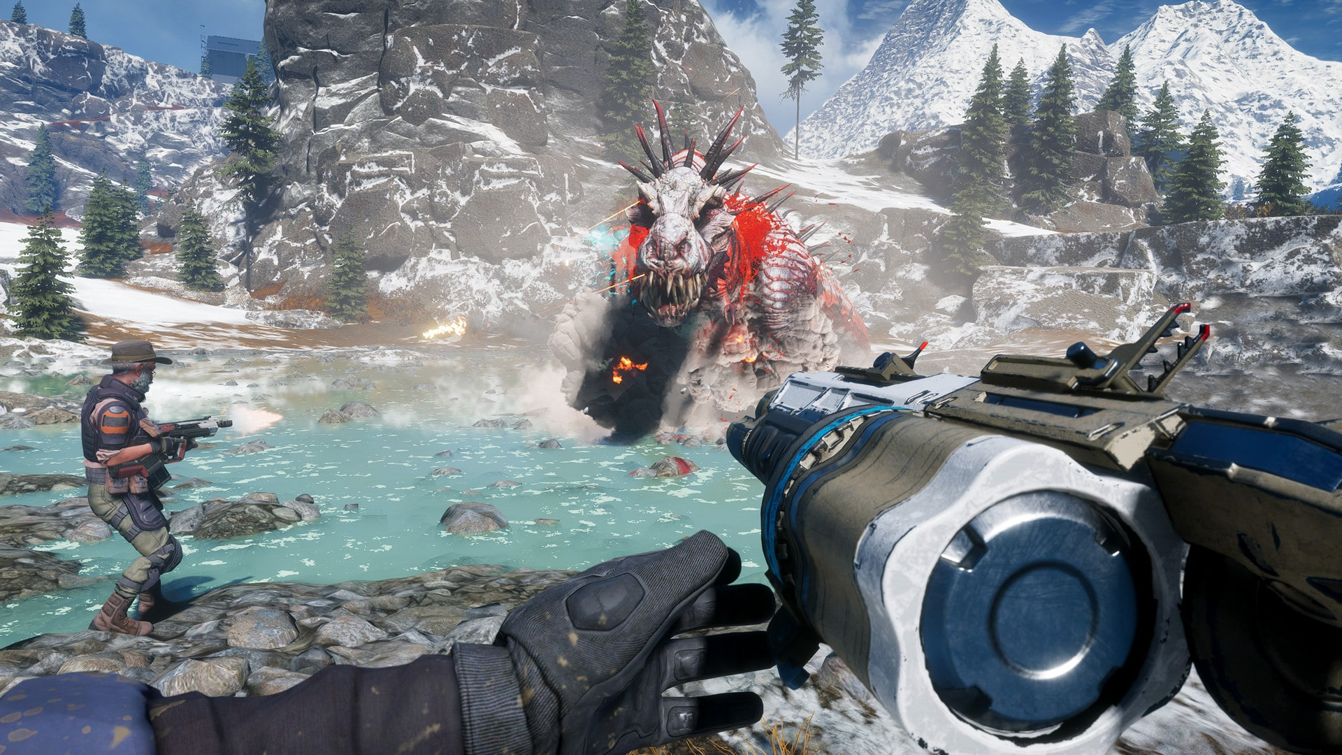 Second Extinction Is Evolving Through Early Access & Xbox Game Preview - Interview Systemic Reaction