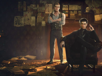 Sherlock Holmes Chapter One preview hands-on Frogsware detective exploration mystery gameplay