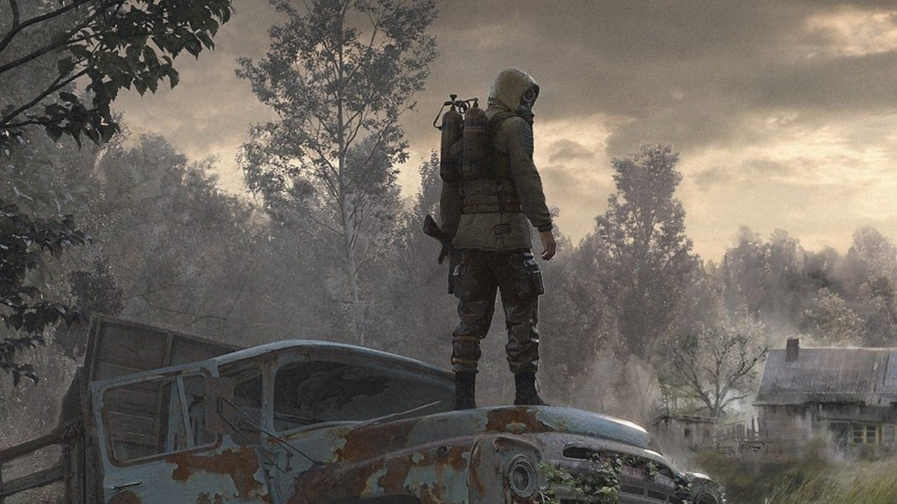 S.T.A.L.K.E.R. 2: Heart of Chernobyl STALKE 2 source material inspiration Roadside Picnic novel Tarkovsky Stalker film movie