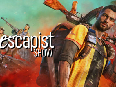 far cry 6 the escapist show cynicism in video games chivalry 2 yogurt commercial ratchet & clank nick calandra jack packard post E3 2021 video game cynicism games