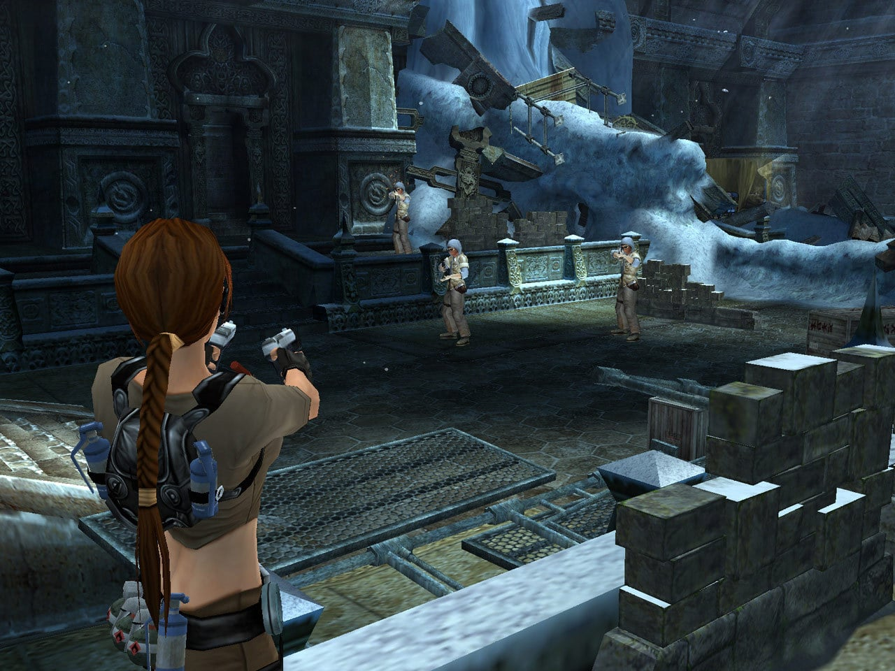Tomb Raider: Legend trilogy Crystal Dynamics Eidos Interactive revival