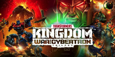 Transformers War For Cybertron Kingdom is almost here on Netflix, but the Hasbro toyline and action figures are here now!