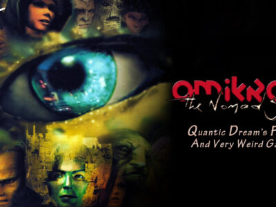Over 20 Years Late to Quantic Dream first game Omikron: The Nomad Soul - Behind Schedule
