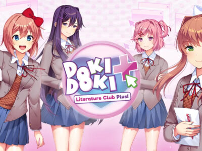 Team Salvato Doki Doki Literature Club Plus DDLC+ Side Stories uses your mind and subjectivity against you to make it nerve-wracking