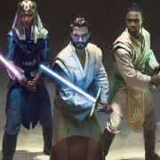 Star Wars: The High Republic third wave books The Fallen Star, Midnight Horizon, & Mission to Disaster & comic Eye of the Storm.