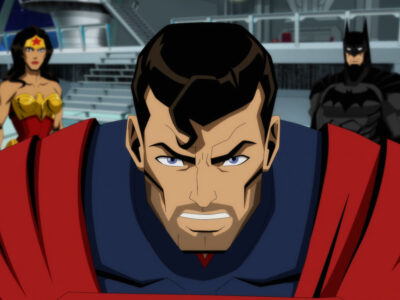 Injustice DC animated movie Warner Bros gods among us video game adaptation comic book voice cast