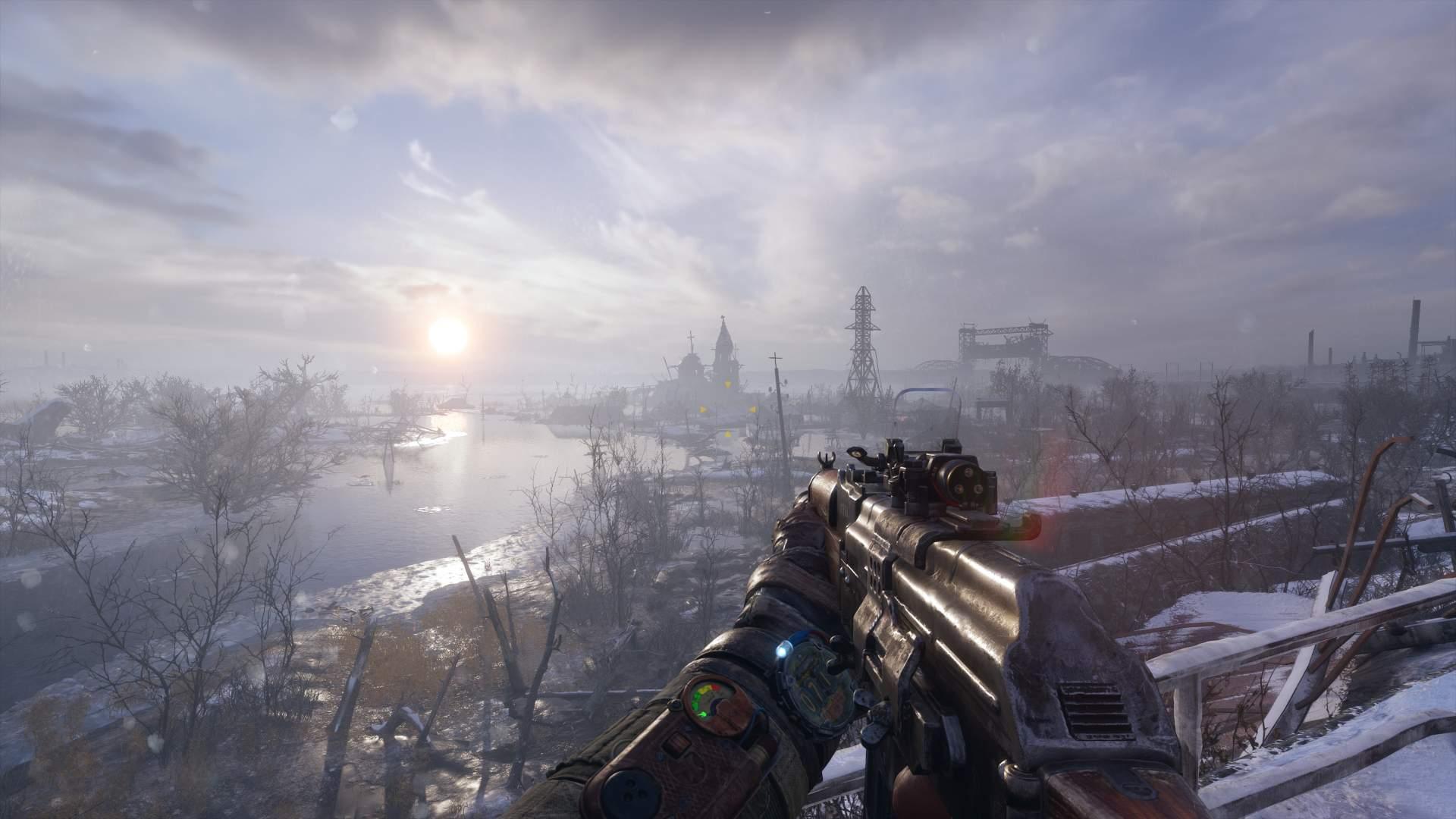 PlayStation 5 DualSense potential Metro: Exodus Enhanced Edition