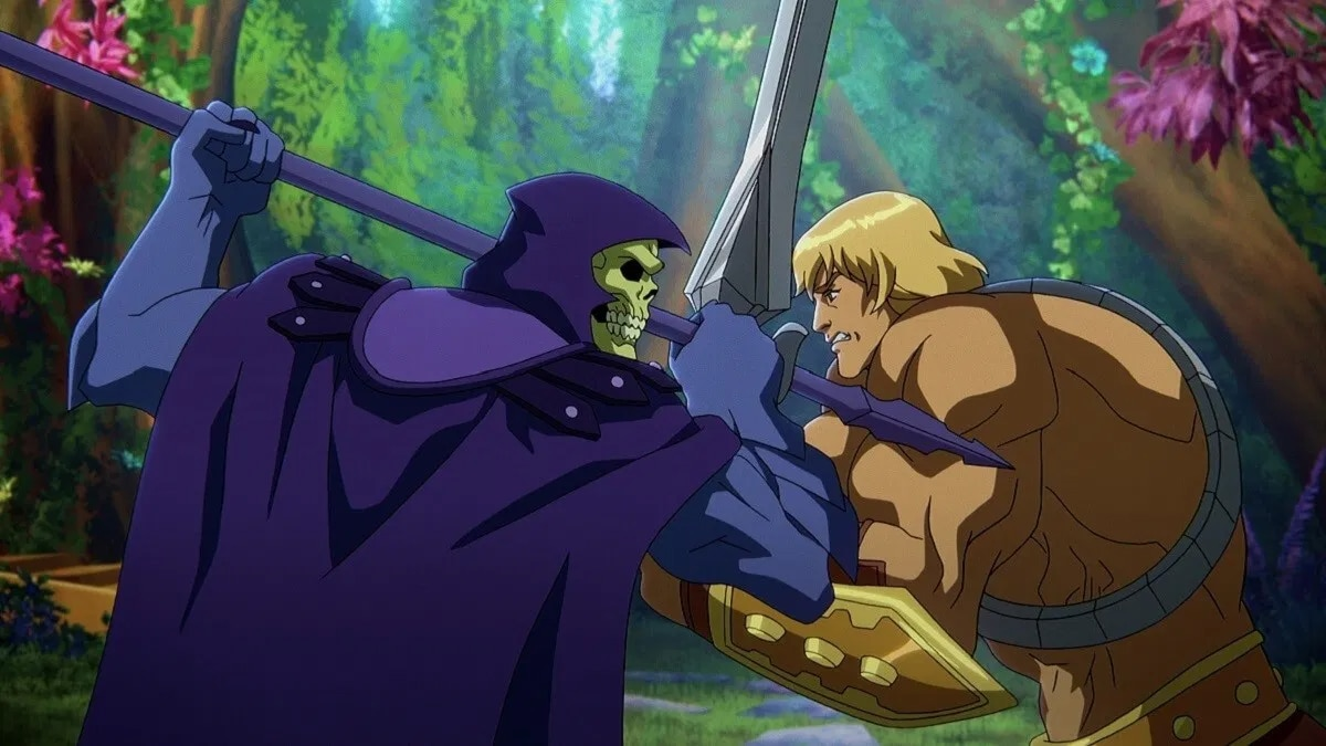 He-Man and the Masters of the Universe: Revelation Netflix Kevin Smith good evil balance Skeletor Kevin Smith