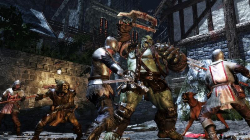 Of Orcs and Men great CRPG Shrek Dragon Age Spiders Cyanide Studio