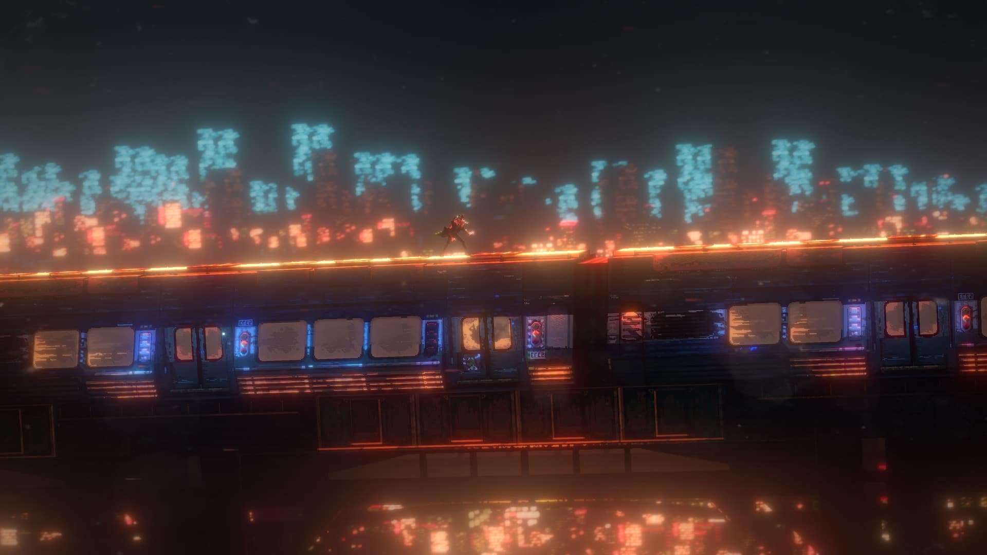 Replaced interview Igor Gritsay and Yura Zhdanovich of Sad Cat Studios retro-futuristic action platformer game Escapist