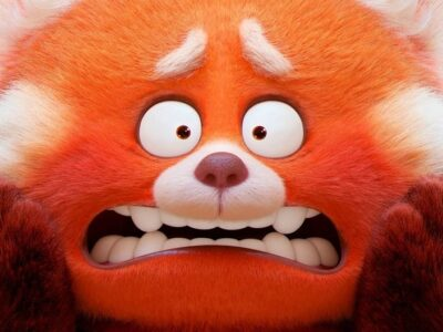 Disney and Pixar have released the Turning Red teaser trailer, which features 13-year-old Mei Lee transforming into a giant red panda Domee Shi Rosalie Chiang Sandra Oh