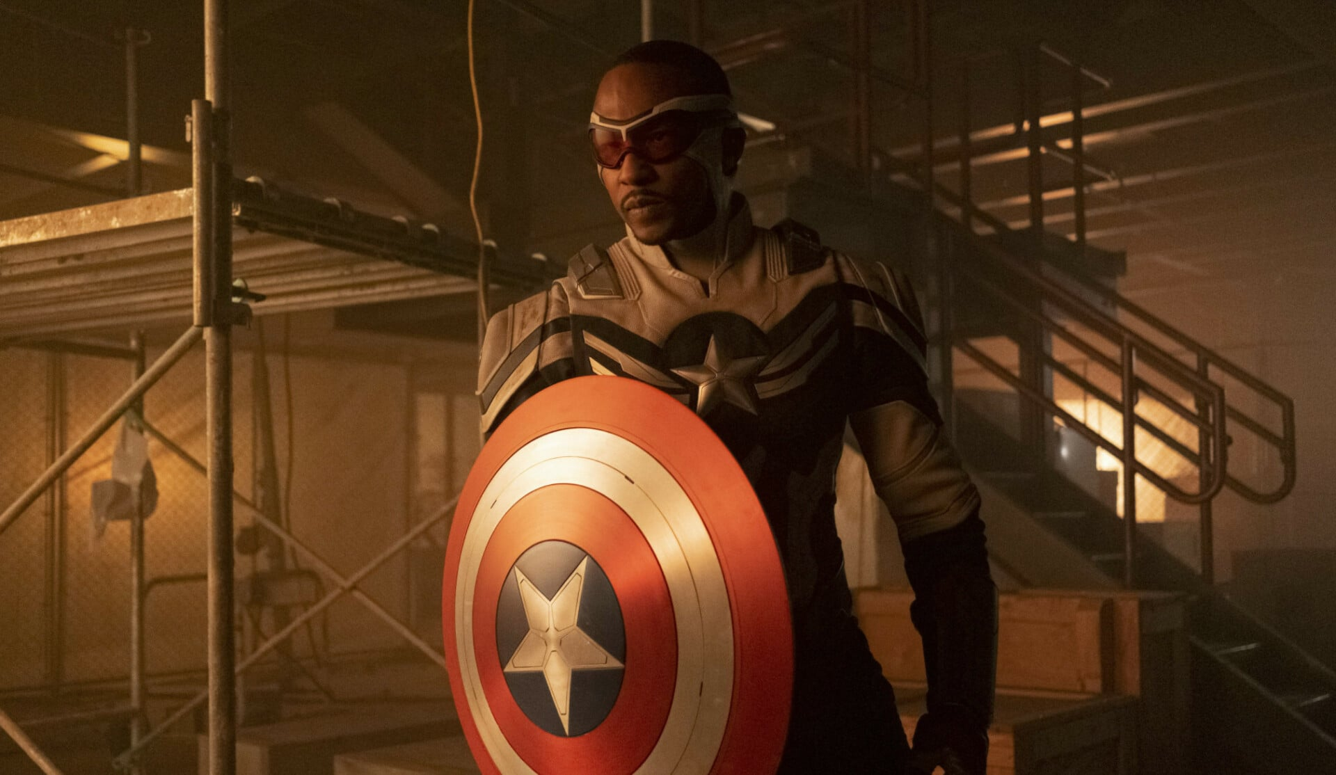 Anthony Mackie Closes Deal To Star In Disney/Marvels