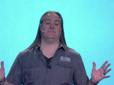 J. Allan Brack, Allan Brack, Brack, Blizzard, Blizzard Entertainment, president, resign, fired, quit, Activision,