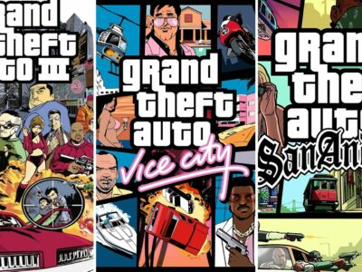 Rockstar Dundee Grand Theft Auto Trilogy Remaster Reportedly Coming This Year, Including to Nintendo Switch 3 III Vice City San Andreas