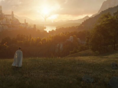 The Lord of the Rings LotR show series release date start first image