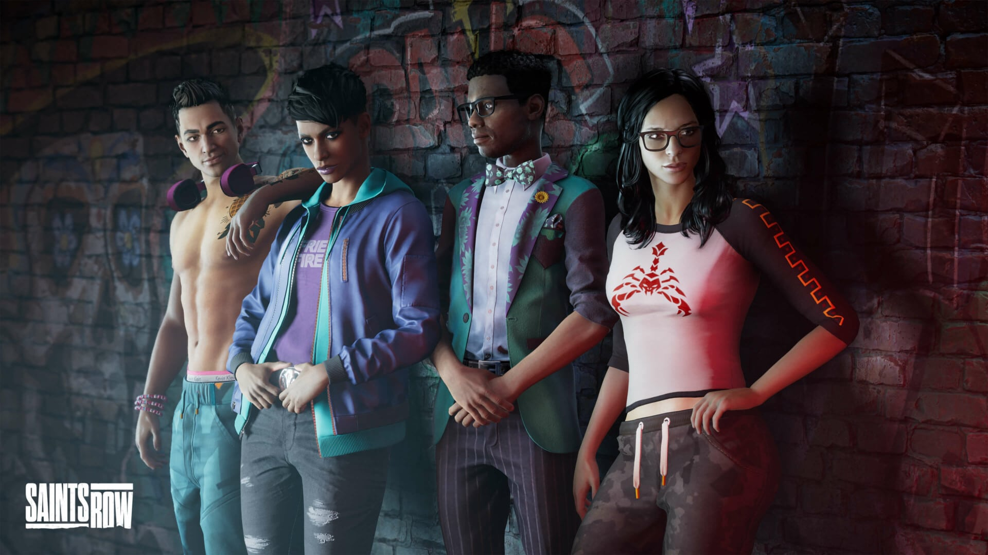 reboot Saints Row franchise is about satire, so Generation Gen Z energy is fine from Volition and Deep Silver