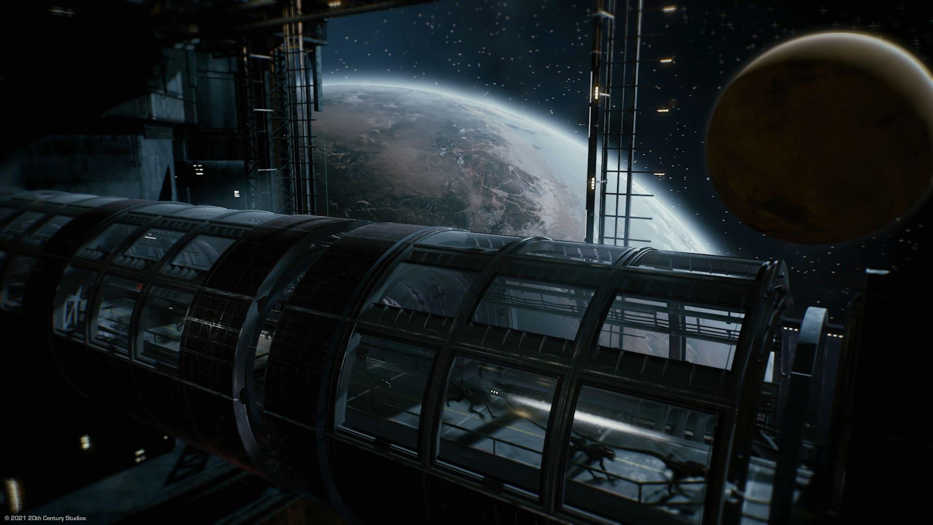 cold iron studios aliens: fireteam elite is a ridley scott prometheus sequel story black goo engineers ship