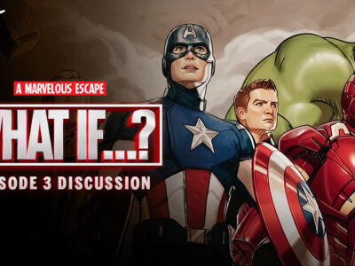 What If the World Lost Its Mightiest Heroes episode 3 Review A Marvelous Escape disney+ mcu darren mooney amy campbell kc nwosu