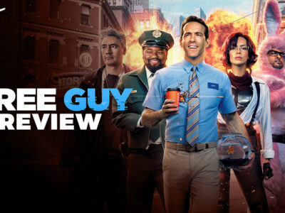 Free Guy review Shawn Levy Ryan Reynolds August 13 theaters