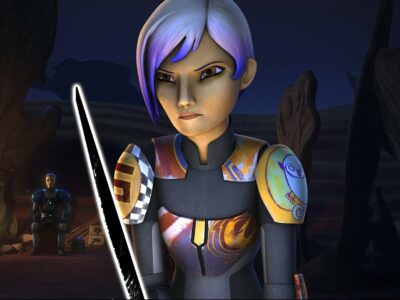 Sabine Wren of Star Wars: Rebels Reportedly Being Cast for Ahsoka Series