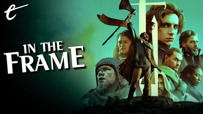 return of the hollywood epic medieval arthurian mythological fantasy historical The Green Knight, The Last Duel, Dune
