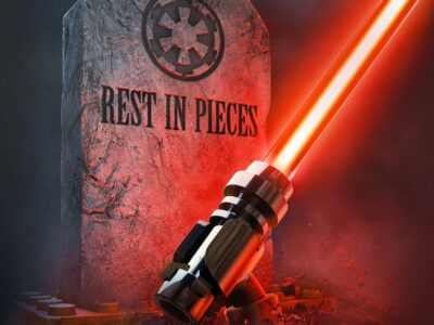 Lego Star Wars Terrifying Tales rest in pieces Disney+ animated special October Halloween