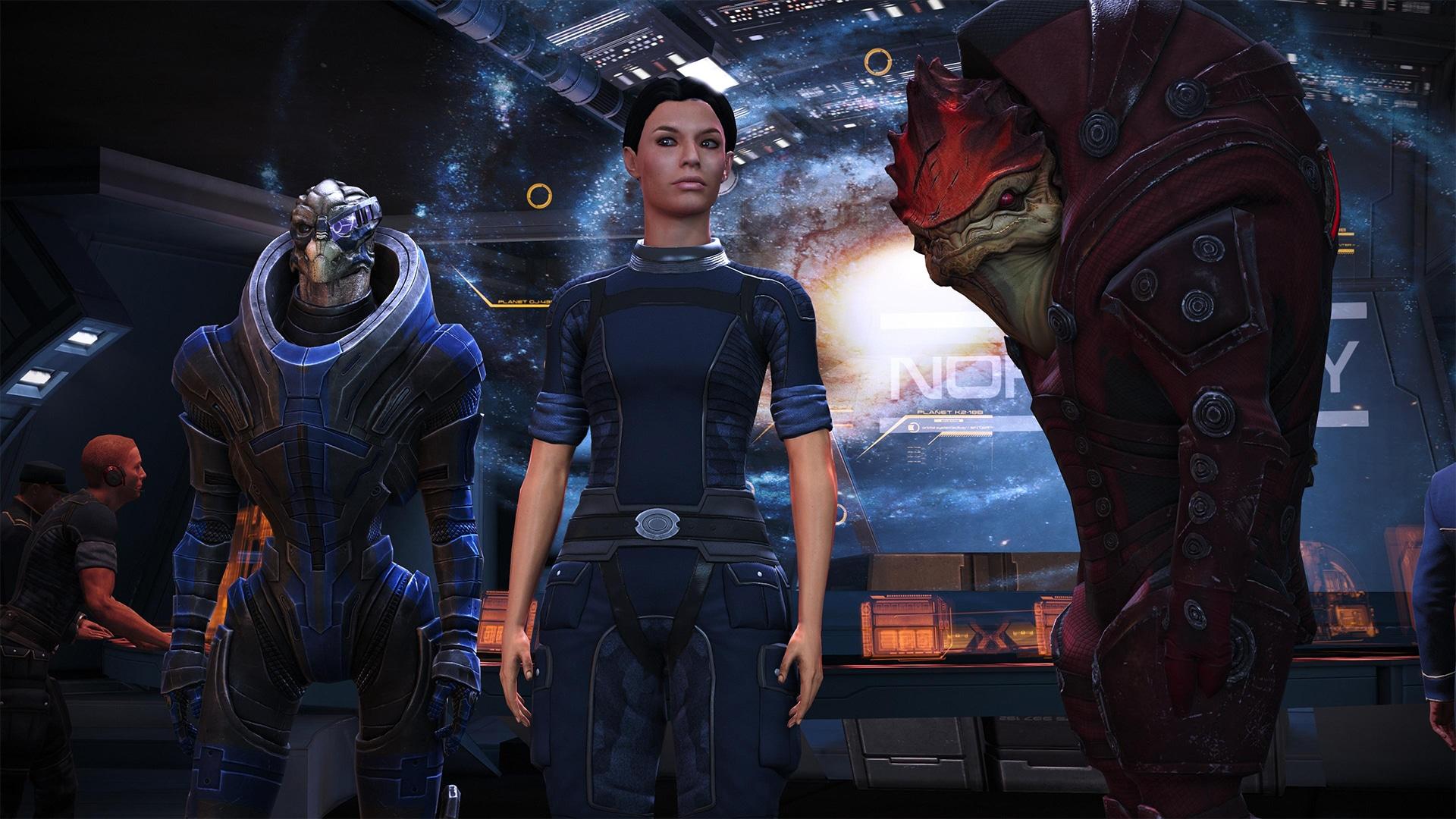 Mass Effect 1 aged worse than Mass Effect: Andromeda BioWare ambition skills evolve