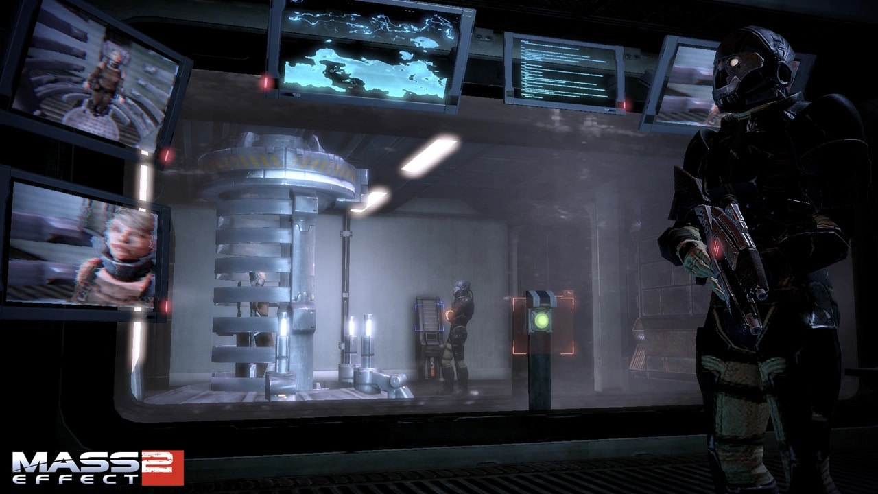BioWare Mass Effect 2: Arrival terrible DLC story that gets a retcon for Mass Effect 3 relay situation