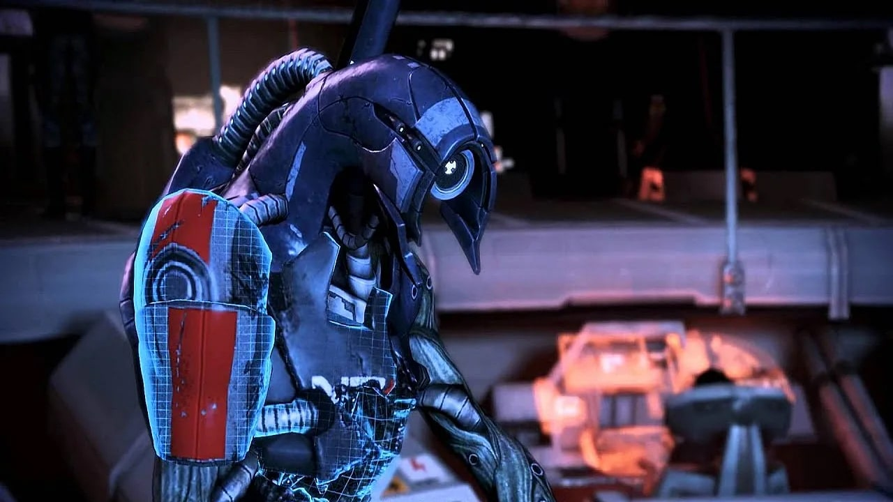 Legion BioWare Mass Effect 2 lack of choice in series editor not writer of Shepard, choice in tone, feeling, character attitudes, not core story outcome