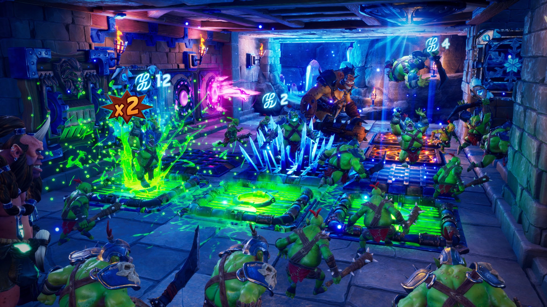 Orcs Must Die 3 Robot Entertainment what fans wanted and waited for on Steam, leaving Stadia with Drastic Steps DLC expansion