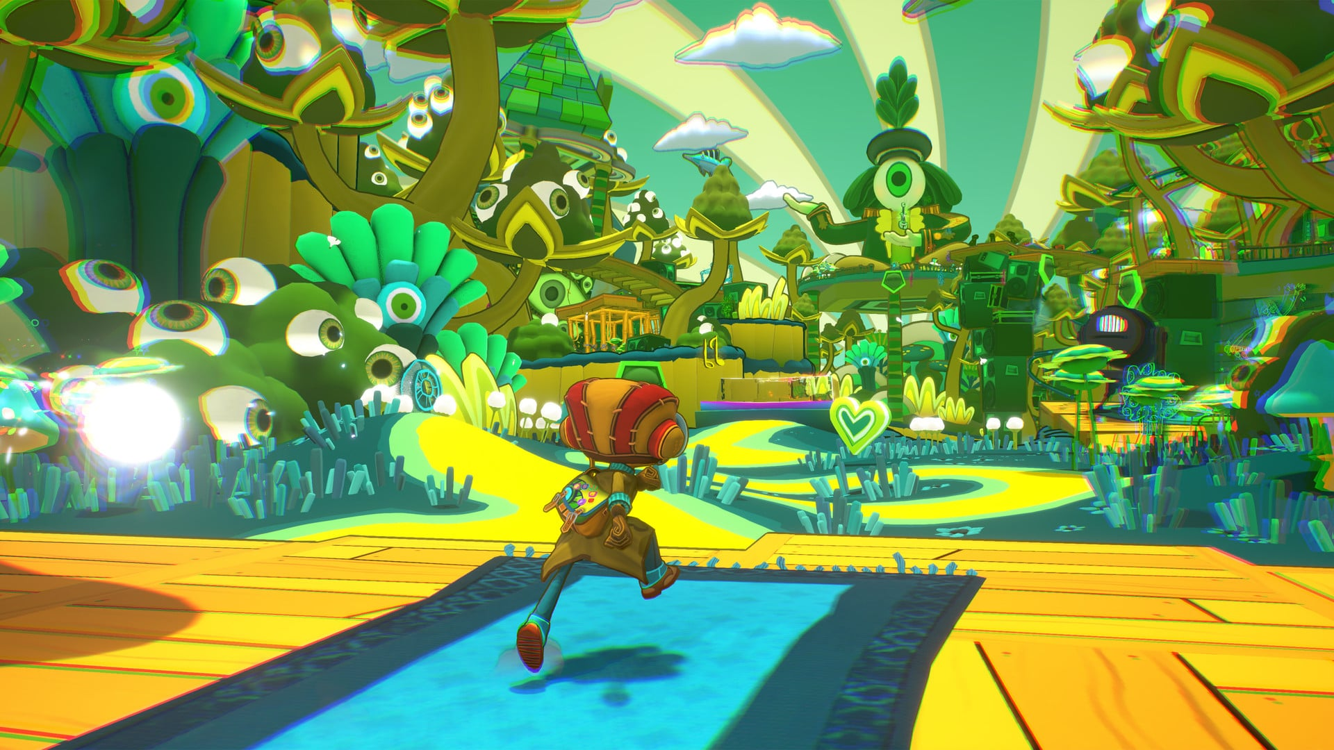 Double Fine Psychonauts 2 perfect timing for mental healing power fantasy after all these years and amid COVID pandemic