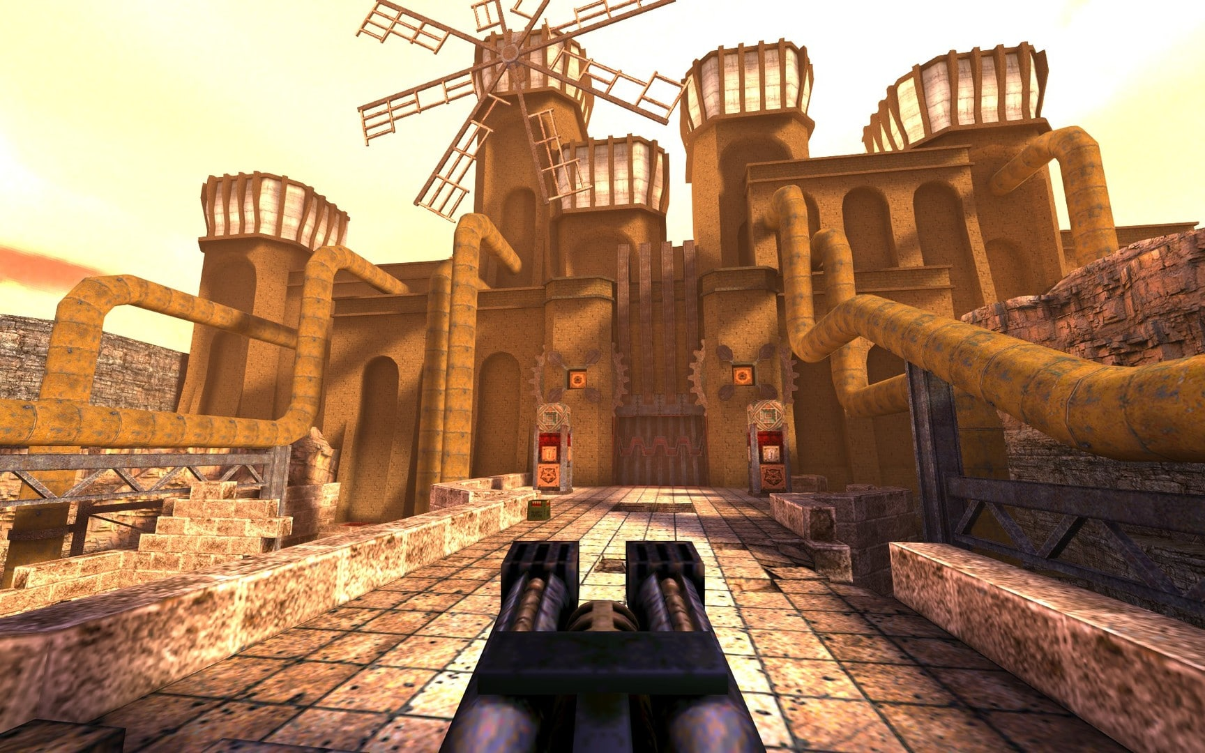 second look quake id software remaster excellent classic eternal thanks to brilliant design and long-term official mod support, Trenchbroom