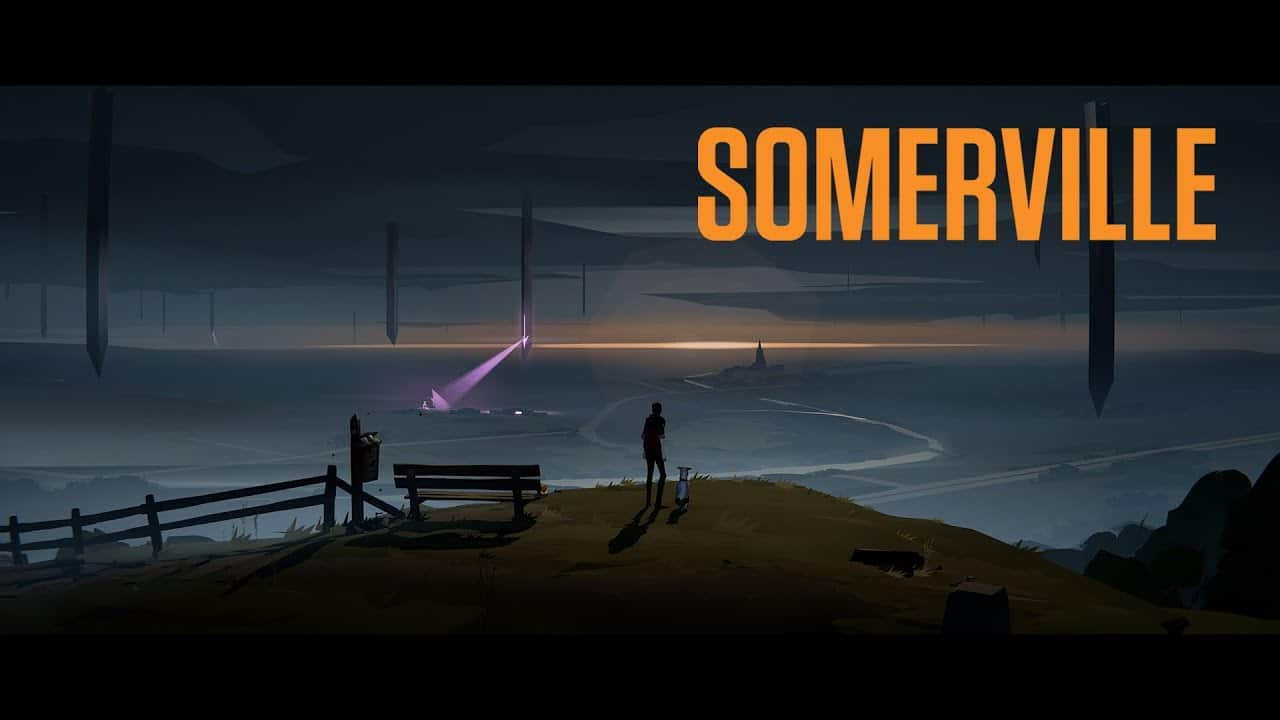 Somerville interview Chris Olsen Jumpship mystery adventure with no genre, not like Playdead Limbo or Inside