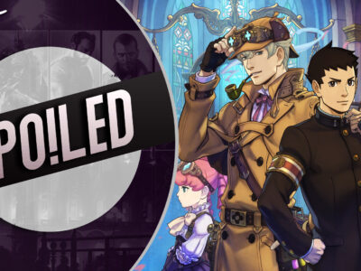 The Great Ace Attorney Chronicles Victorian England age-appropriate racism against Japan and Japanese