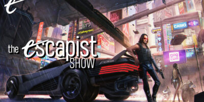 cyberpunk 2077 revisited playing it again cd projekt red the escapist show