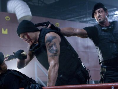 Sylvester Stallone Jason Statham The Expendables 4 Gets Rolling, Adds Megan Fox, Tony Jaa, 50 Cent