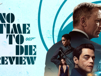 no time to die review in 3 minutes james bond daniel craig bloated mess