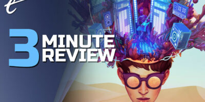the artful escape review in 3 minutes beethoven & dinosaur annapurna interactive beautiful incredible journey adventure experience